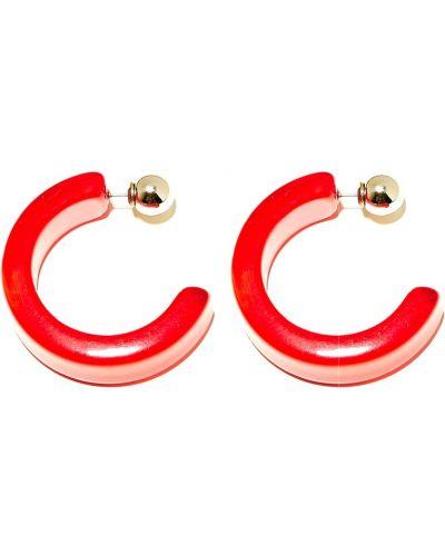Серьги-кольца Aloud