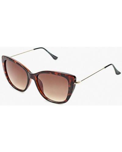 Солнцезащитные очки кошачий глаз коричневый Marks & Spencer
