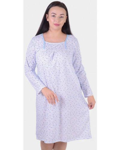 Домашнее белое платье N.el.