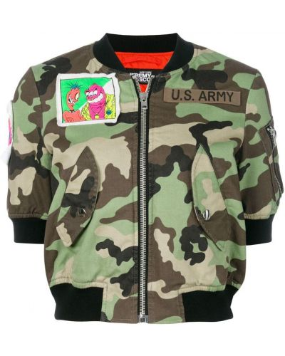 Короткая куртка Jeremy Scott