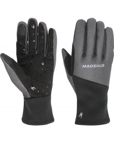 Серые перчатки из полиуретана Madshus