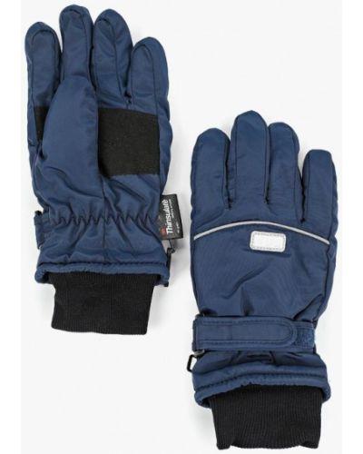 Синие перчатки Tutu