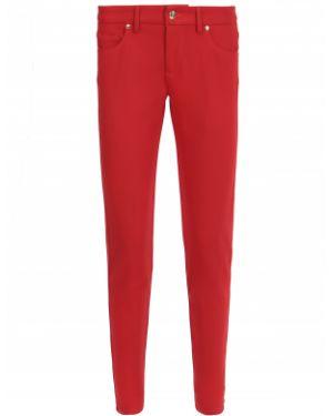 Укороченные брюки - красные Paul&shark