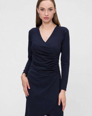 Однобортное платье Vergans
