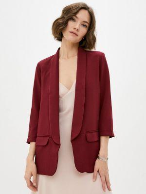 Красный пиджак Elardis