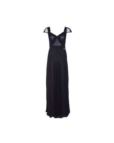 Вечернее платье винтажное - черное Class Cavalli