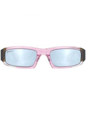 Okulary - różowe Jacquemus
