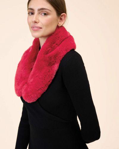 Futro - czerwony Orsay