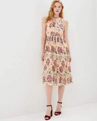Коралловое платье Q/s Designed By