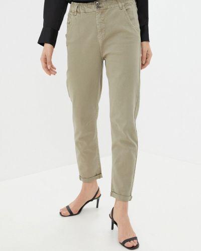 Городские бежевые брюки Urban Surface