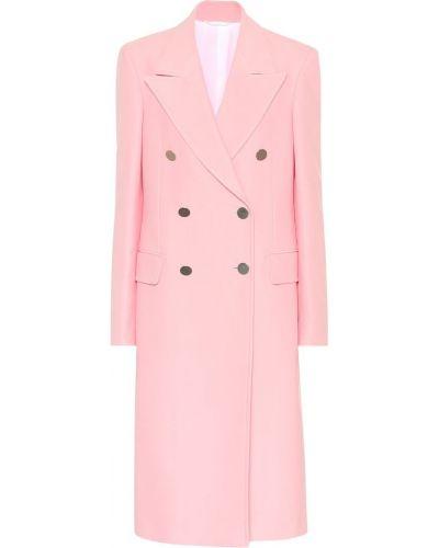 Розовое пальто Calvin Klein 205w39nyc