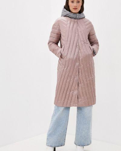 Пуховик - розовый Bulmer