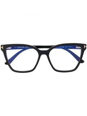 Klipsy złoto Tom Ford Eyewear