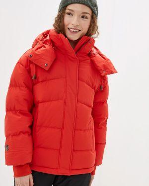 Куртка осенняя красная Icepeak