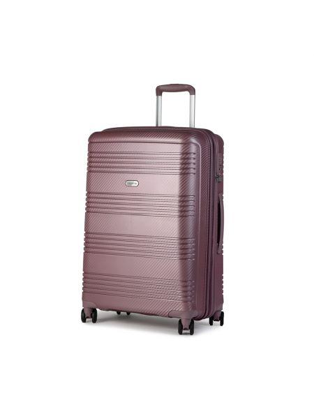 Walizka średnia - fioletowa Travelite