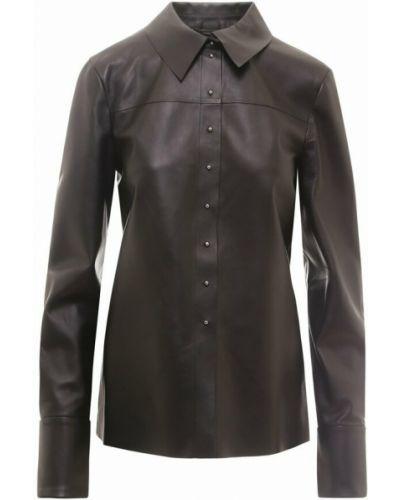 Czarna koszula Sportmax