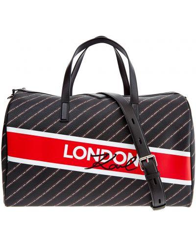 d11857173b69 Женские дорожные сумки Karl Lagerfeld (Карл Лагерфельд) - купить в ...