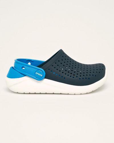 Босоножки синие Crocs