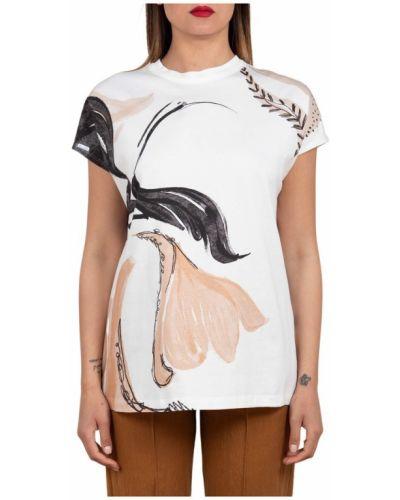 Biała t-shirt Alysi