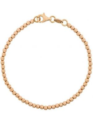 Золотистый желтый золотой браслет Carolina Bucci