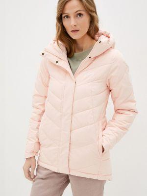 Утепленная куртка - розовая Demix