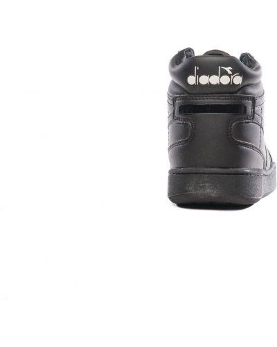 Высокие кроссовки на шпильке Diadora
