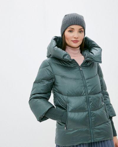 Зеленая куртка снежная королева