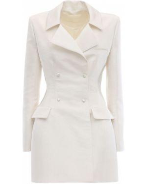 Sukienka z guzikami z kieszeniami Danielle Frankel