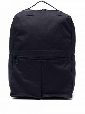 Niebieski plecak z nylonu Comme Des Garcons Homme Deux