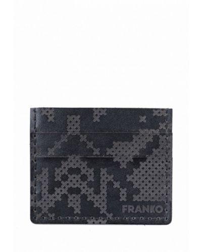 Визитница черный Franko