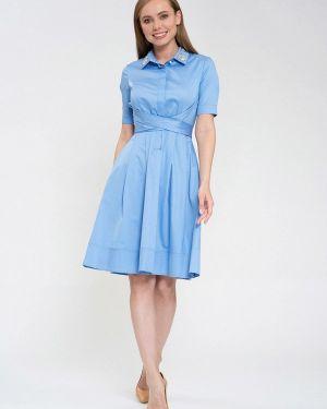 Платье футляр осеннее Luisa Wang