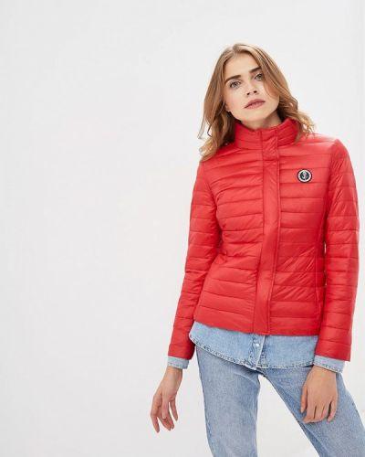 Красная куртка Paccio