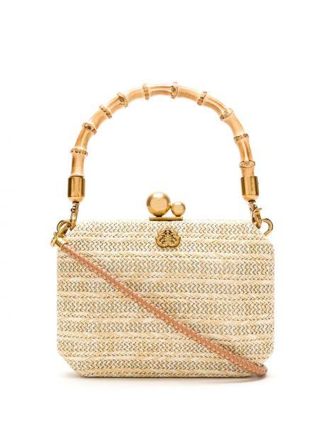 Соломенная сумка на плечо Isla