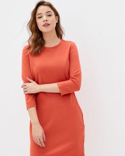 Оранжевое платье Sublevel