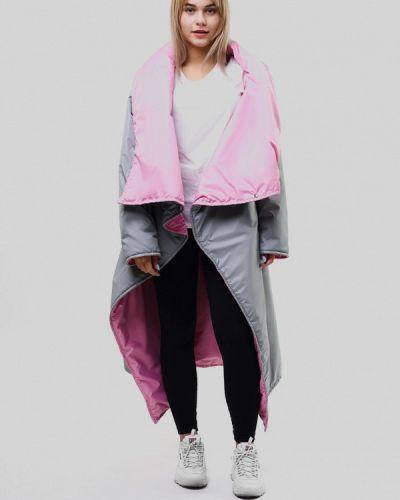 Утепленная куртка - серая Magwear