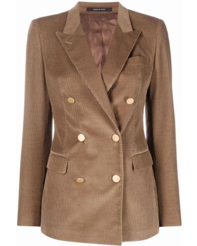 Пиджак двубортный Tagliatore