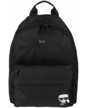 Рюкзак текстильный с отделениями Karl Lagerfeld