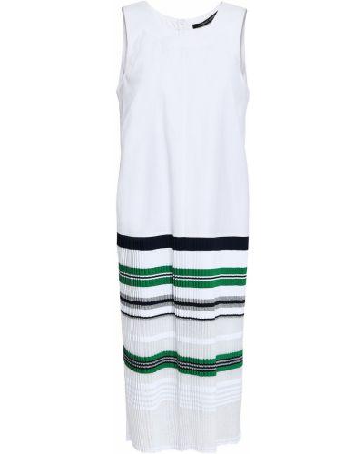 Biała włoska sukienka Antonino Valenti