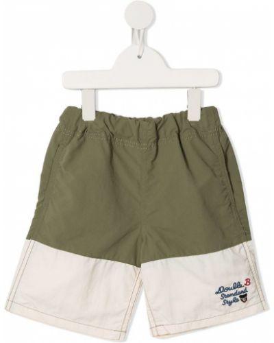 Зеленые шорты Miki House