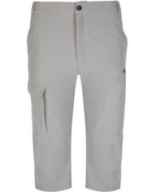 Прямые нейлоновые бежевые спортивные спортивные брюки Outventure