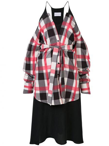 Платье рубашка Strateas Carlucci