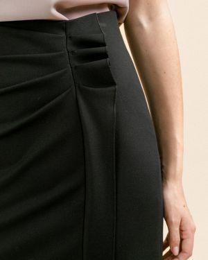 Юбка миди асимметричная классическая Emka