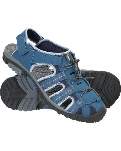 Sandały - niebieskie Mountain Warehouse