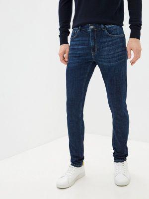 Зауженные джинсы - синие Lab. Pal Zileri