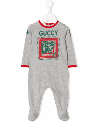 Пижама серая Gucci Kids
