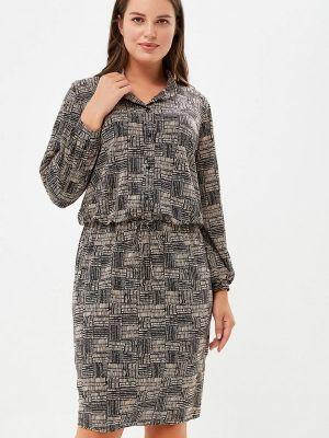 Повседневное платье - бежевое Forus