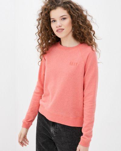 Красный свитшот Roxy