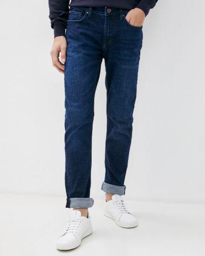 Синие прямые джинсы Celio