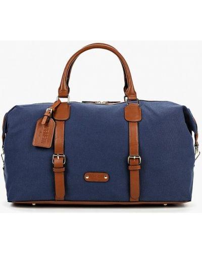 Дорожная сумка кожаный Fabretti