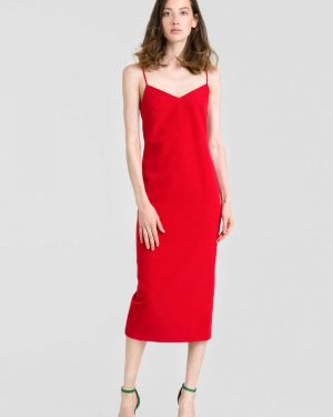Красное платье Magnetic